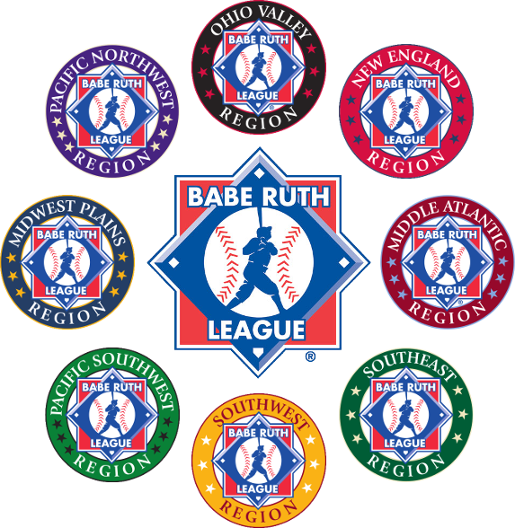 Babe Ruth League Regions