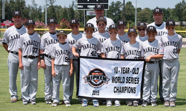 Cal Ripken 10 Year-Old World Series - Jonesboro, Arkansas