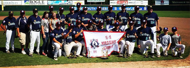 Babe Ruth Baseball 16-18 World Series - Klamath Falls, OR