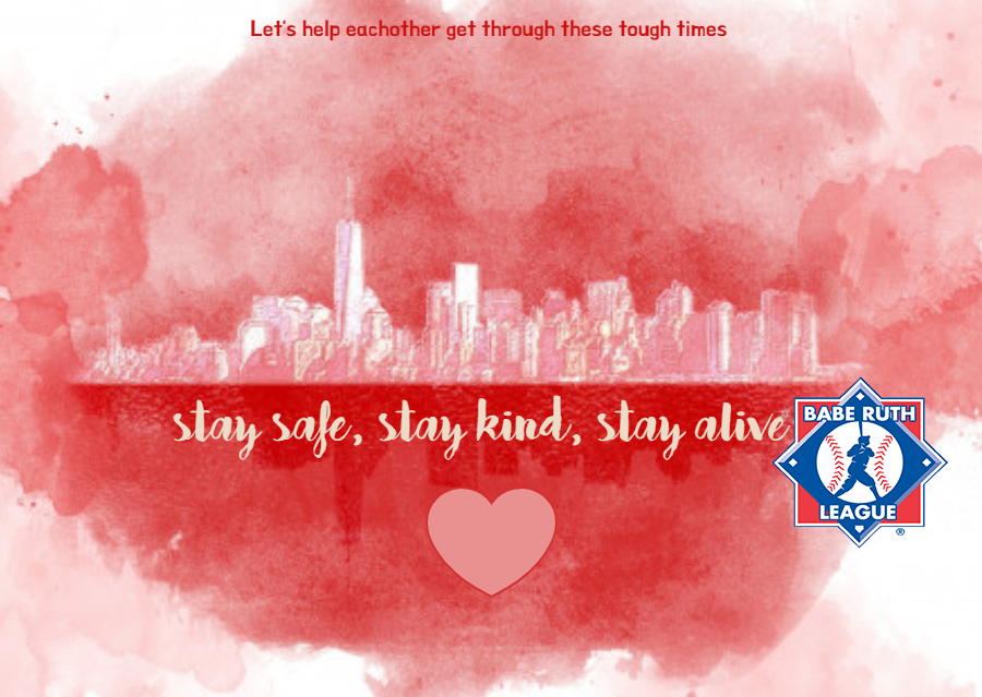 Stay Safe Stay Calm - BRLLogo